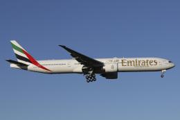 航空フォト:A6-ECI エミレーツ航空 777-300