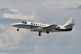 qooさんが、高松空港で撮影した岡山航空 560 Citation Ultraの航空フォト(飛行機 写真・画像)