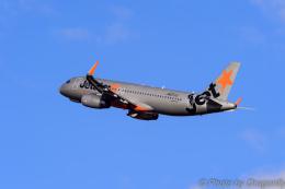 dragonflyさんが、新千歳空港で撮影したジェットスター・ジャパン A320-232の航空フォト(飛行機 写真・画像)