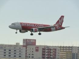 commet7575さんが、福岡空港で撮影したエアアジア・ジャパン A320-216の航空フォト(飛行機 写真・画像)