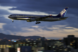 K.Sさんが、福岡空港で撮影した全日空 767-381/ERの航空フォト(飛行機 写真・画像)