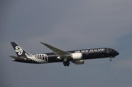 さもんほうさくさんが、成田国際空港で撮影したニュージーランド航空 787-9の航空フォト(飛行機 写真・画像)