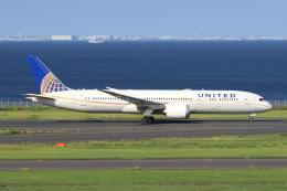 walker2000さんが、羽田空港で撮影したユナイテッド航空 787-9の航空フォト(飛行機 写真・画像)