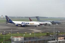 banshee02さんが、横田基地で撮影したアトラス航空 747-4B5F/SCDの航空フォト(飛行機 写真・画像)