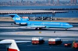 パール大山さんが、ラガーディア空港で撮影したブラニフ航空 727-227/Advの航空フォト(飛行機 写真・画像)