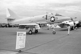 apphgさんが、入間飛行場で撮影したアメリカ海軍 A-4C Skyhawkの航空フォト(飛行機 写真・画像)