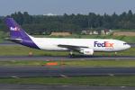 sky77さんが、成田国際空港で撮影したフェデックス・エクスプレス A300F4-605Rの航空フォト(飛行機 写真・画像)