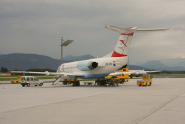 inyoさんが、ザルツブルグ・W・A・モーツワルト空港で撮影したオーストリアン・アローズ 70の航空フォト(飛行機 写真・画像)