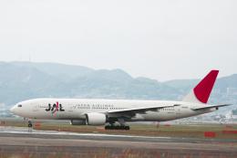 inyoさんが、伊丹空港で撮影した日本航空 777-246の航空フォト(飛行機 写真・画像)