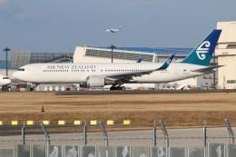 kahluamilkさんが、成田国際空港で撮影したニュージーランド航空 767-319/ERの航空フォト(飛行機 写真・画像)