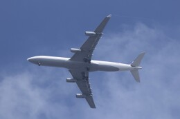 KAZFLYERさんが、羽田空港で撮影したルフトハンザドイツ航空 A340-313Xの航空フォト(飛行機 写真・画像)