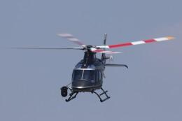 KAZFLYERさんが、東京ヘリポートで撮影した警視庁 A109S Trekkerの航空フォト(飛行機 写真・画像)