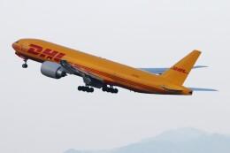 青春の1ページさんが、関西国際空港で撮影したカリッタ エア 777-F1Hの航空フォト(飛行機 写真・画像)