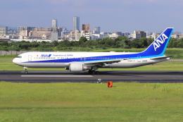sumihan_2010さんが、伊丹空港で撮影した全日空 767-381/ERの航空フォト(飛行機 写真・画像)