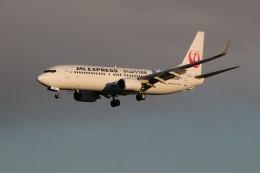 航空フォト:JA337J JALエクスプレス 737-800