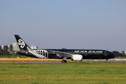 モモさんが、成田国際空港で撮影したニュージーランド航空 787-9の航空フォト(飛行機 写真・画像)