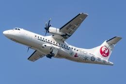 Ariesさんが、函館空港で撮影した北海道エアシステム ATR-42-600の航空フォト(飛行機 写真・画像)