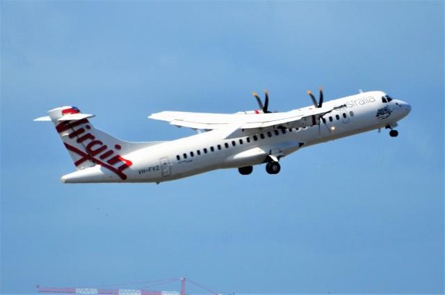 amagoさんが、シドニー国際空港で撮影したヴァージン・オーストラリア・リージョナル ATR-72-600の航空フォト(飛行機 写真・画像)