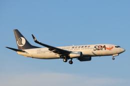 航空フォト:B-6987 山東航空 737-800