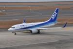 turenoアカクロさんが、中部国際空港で撮影した全日空 737-781の航空フォト(飛行機 写真・画像)