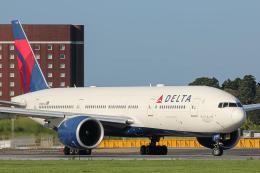 SGR RT 改さんが、成田国際空港で撮影したデルタ航空 777-232/LRの航空フォト(飛行機 写真・画像)