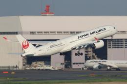 安芸あすかさんが、羽田空港で撮影した日本航空 A350-941の航空フォト(飛行機 写真・画像)