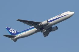 安芸あすかさんが、羽田空港で撮影した全日空 767-381/ERの航空フォト(飛行機 写真・画像)