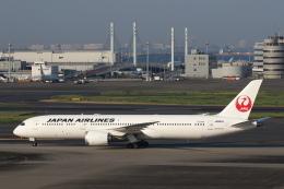 安芸あすかさんが、羽田空港で撮影した日本航空 787-9の航空フォト(飛行機 写真・画像)