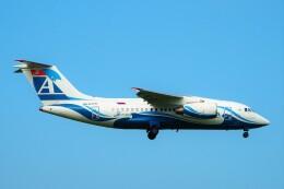 ちっとろむさんが、成田国際空港で撮影したアンガラ・エアラインズ An-148-100Eの航空フォト(飛行機 写真・画像)