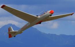 とらとらさんが、霧ヶ峰滑空場で撮影した日本個人所有 ASK 13 Jubiの航空フォト(飛行機 写真・画像)