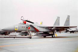 AWACSさんが、小松空港で撮影した航空自衛隊 F-15J Eagleの航空フォト(飛行機 写真・画像)