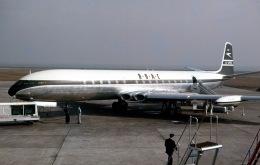Y.Todaさんが、羽田空港で撮影したブリティッシュ・オーバーシーズ・エアウェイズ (BOAC)の航空フォト(飛行機 写真・画像)