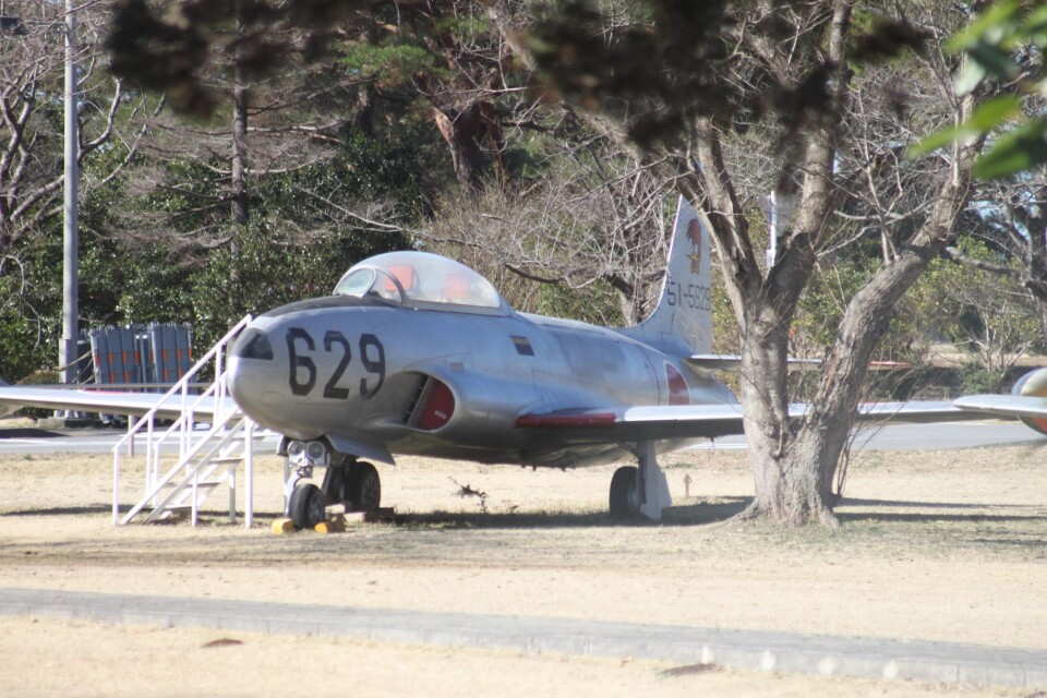 ✖︎╹◡╹✖︎さんの航空自衛隊 Lockheed T-33 Shooting Star (51-5629) 航空フォト