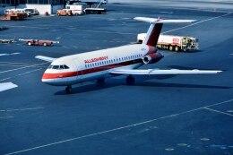 パール大山さんが、ラガーディア空港で撮影したアレゲニー・エアラインズ 111-204AF One-Elevenの航空フォト(飛行機 写真・画像)