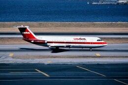 パール大山さんが、ラガーディア空港で撮影したUSエア 111-203AE One-Elevenの航空フォト(飛行機 写真・画像)