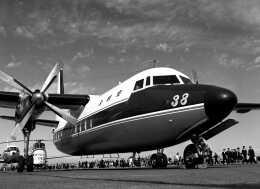 Y.Todaさんが、入間飛行場で撮影した全日空 F27-269 Friendshipの航空フォト(飛行機 写真・画像)