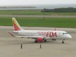 エアキンさんが、新潟空港で撮影したフジドリームエアラインズ ERJ-170-200 (ERJ-175STD)の航空フォト(飛行機 写真・画像)