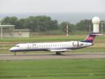エアキンさんが、新潟空港で撮影したアイベックスエアラインズ CL-600-2C10 Regional Jet CRJ-702の航空フォト(飛行機 写真・画像)