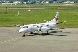 delawakaさんが、札幌飛行場で撮影した北海道エアシステム 340B/Plusの航空フォト(飛行機 写真・画像)