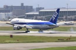 aki241012さんが、福岡空港で撮影したエアージャパン 767-381/ERの航空フォト(飛行機 写真・画像)