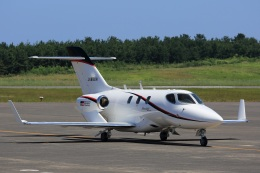julyさんが、鳥取空港で撮影した朝日航洋 HA-420の航空フォト(飛行機 写真・画像)