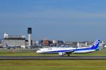 かえでさんが、伊丹空港で撮影した全日空 A321-211の航空フォト(飛行機 写真・画像)