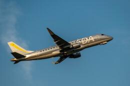 はやたいさんが、名古屋飛行場で撮影したフジドリームエアラインズ ERJ-170-200 (ERJ-175STD)の航空フォト(飛行機 写真・画像)