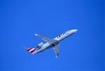 kumagorouさんが、那覇空港で撮影したジェイエア CL-600-2B19 Regional Jet CRJ-200ERの航空フォト(飛行機 写真・画像)