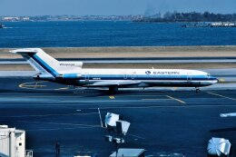 パール大山さんが、ラガーディア空港で撮影したイースタン航空 (〜1991) 727-225/Advの航空フォト(飛行機 写真・画像)