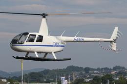 ゴンタさんが、双葉滑空場で撮影したディーエイチシー R44 Raven IIの航空フォト(飛行機 写真・画像)