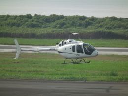 ヒコーキグモさんが、岡南飛行場で撮影した雄飛航空 505 Jet Ranger Xの航空フォト(飛行機 写真・画像)