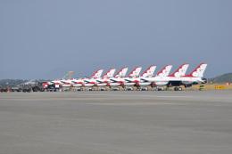 Cスマイルさんが、三沢飛行場で撮影したアメリカ空軍 F-16CM-52-CF Fighting Falconの航空フォト(飛行機 写真・画像)