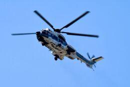 まいけるさんが、羽田空港で撮影した海上保安庁 EC225LP Super Puma Mk2+の航空フォト(飛行機 写真・画像)