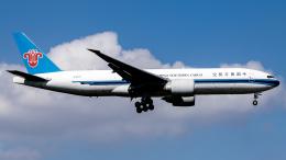 Shotaroさんが、上海浦東国際空港で撮影した中国南方航空 777-F1Bの航空フォト(飛行機 写真・画像)